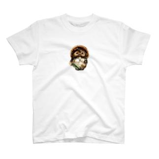 雌狸(1匹) T-shirts