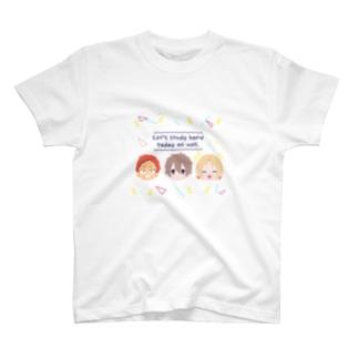 【○○男子Project】3馬鹿トリオTシャツ T-shirts