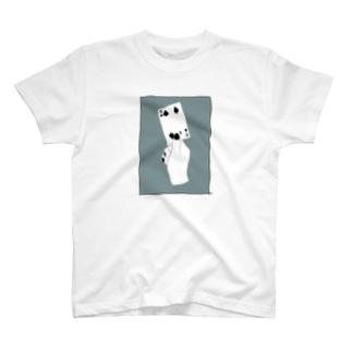 スペードのπ T-Shirt