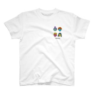 sleeping habit T-shirts