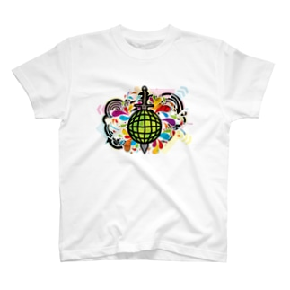 THE_WORLD_IS_MINE T-shirts