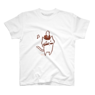 ピッコロねこさん T-shirts