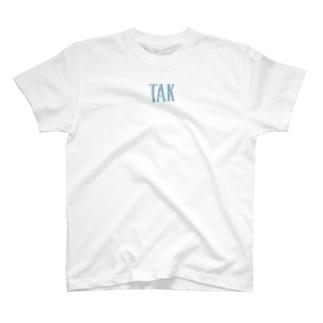 tak 影付き T-shirts