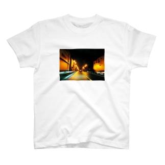 サイレントタウン T-shirts