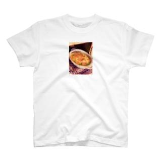 グラタン。狂気の沙汰 T-shirts