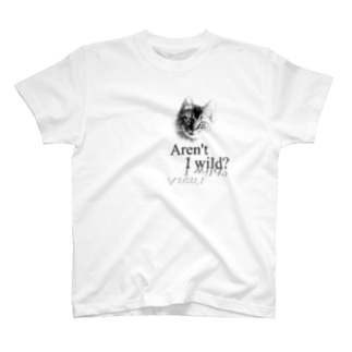 ワイルドだろぉ? T-shirts