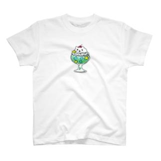 クリームくまさん T-shirts