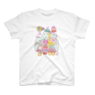 イカツイクルマ優しい色 T-shirts