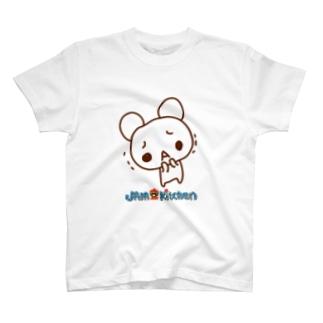 名も無きクマ T-shirts