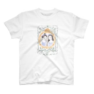 mupiiiiiのさぼりーな T-shirts