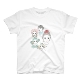 mupiiiiiのwowan T-shirts