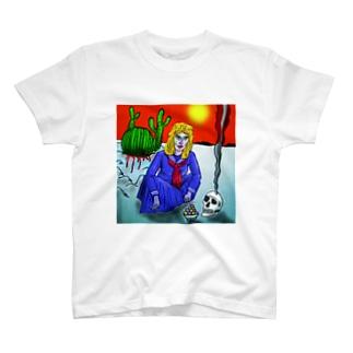 スケバン T-shirts