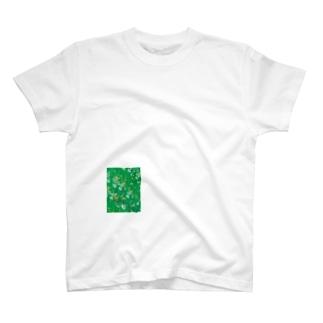 夏の草むら T-Shirt