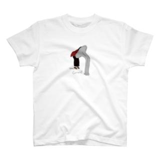 好奇心旺盛ガール T-shirts