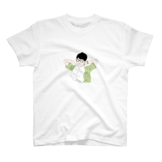 はらぺこともうみ T-shirts