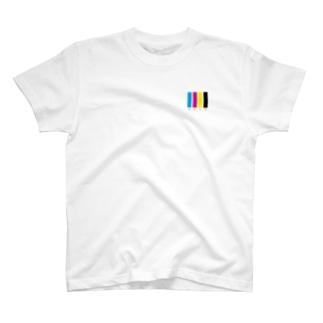 CMYKのCMYK T-shirts