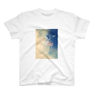 アイロニーの夏が待ち遠しい T-shirts