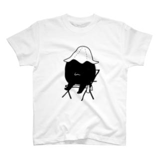 SAUNA_GAIKIYOKU T-shirts