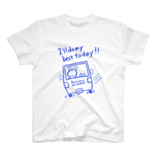 さいとうでんき、おどやんバージョン T-shirts