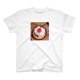 yutoyouのPudding T-shirts