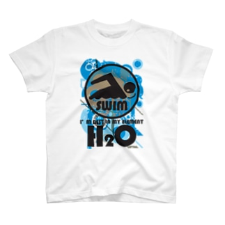 H2O_SWIMMER T-shirts