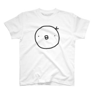 ひよこのひーちゃんシンプル T-shirts