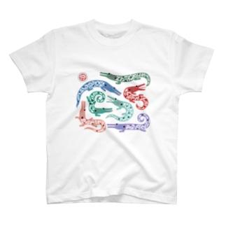 WANIT T-shirts