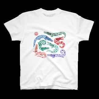 riya のWANIT T-shirts