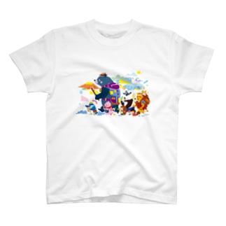GO! ADVENTURE T-shirts
