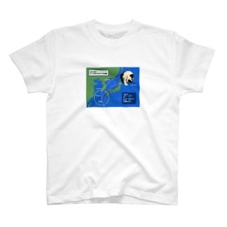 台風22(ニャンニャン)号 T-shirts