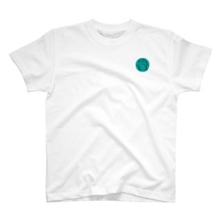 スタンダードTシャツ:(ワンポイント)ゲンコツガエル T-shirts