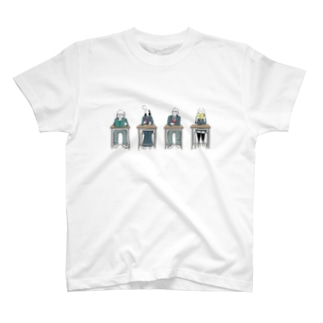 1%ORANGE T-shirts