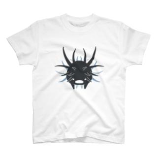 生き物TシャツA_02 T-shirts