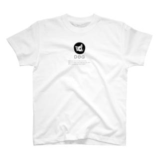 DOG_Tシャツ T-shirts