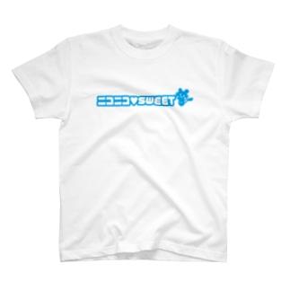 ニコニコ♡SWEET T-shirts