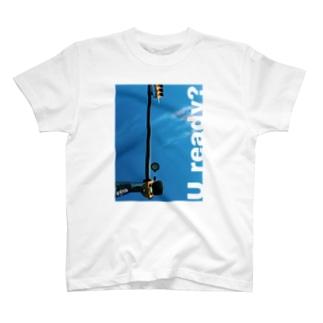 U ready? タテ T-shirts