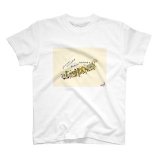 マカロニカル・パレード T-shirts
