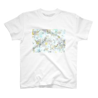 シーグラス T-shirts