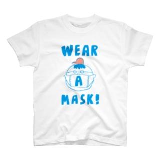 MASK君 T-shirts