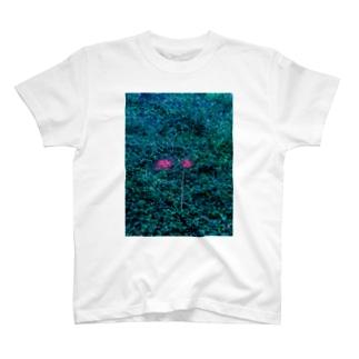 花の名前がわからん T-shirts