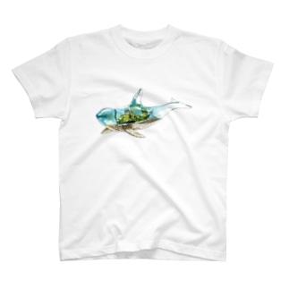 帰港【シャチ】 T-shirts