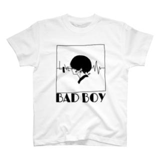 BAD BOY (復刻版) T-shirts