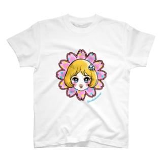 花少女2 T-shirts
