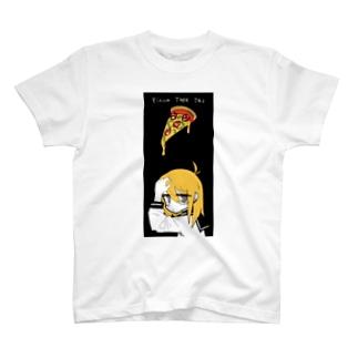 ピザたべたい T-shirts