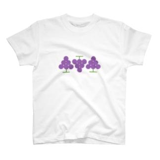 🍇   budou na T-shirts
