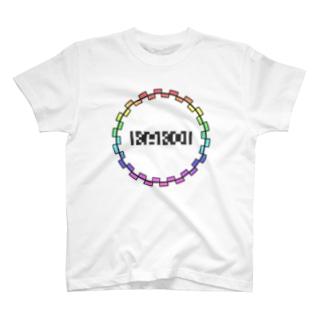 滲音かこい② T-shirts