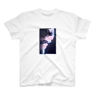 ぐにゃぐにゃ T-shirts