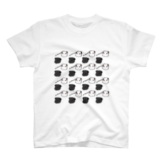 Lichtmuhleのモノクロモルモット.png T-Shirt