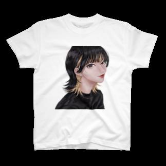 tomoru_xxxのおんなのこ T-shirts