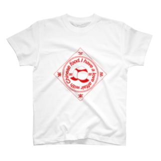 中華(peach)中毒 T-shirts